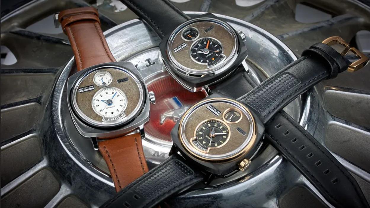 Как выглядят эксклюзивные часы для настоящих автомобилистов