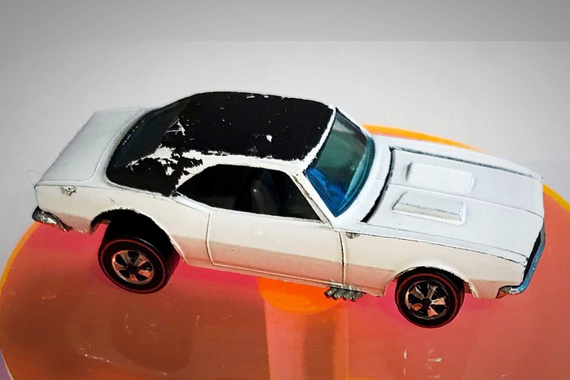 Игрушечный Chevrolet Camaro оценили как новый Mercedes S-Class