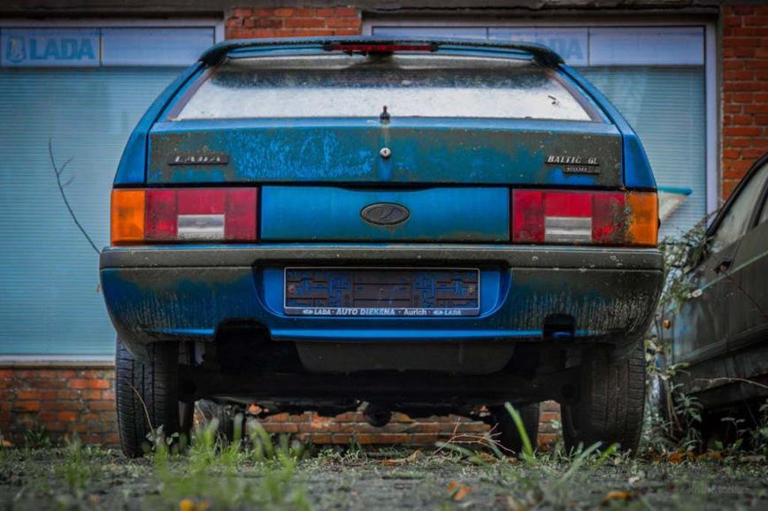 В Германии обнаружили автосалон-призрак с Ладами без пробега