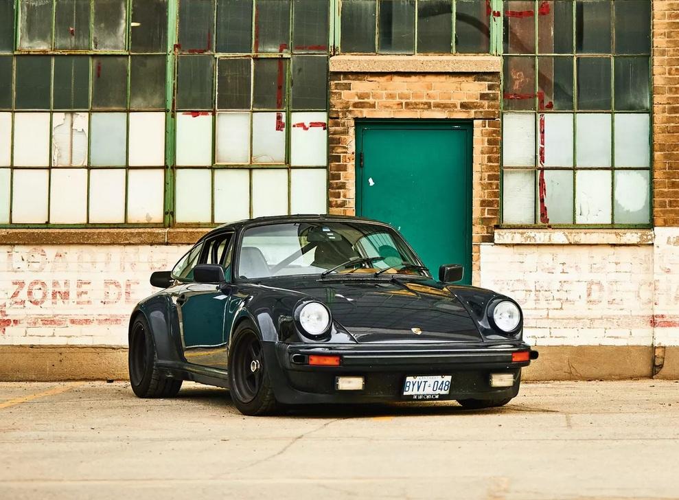 Как выглядит Porsche 911 с пробегом свыше миллиона км