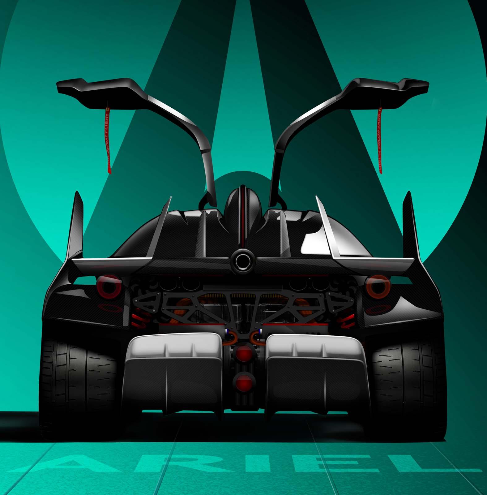 Новый электрический суперкар бросит вызов Tesla Roadster 2020