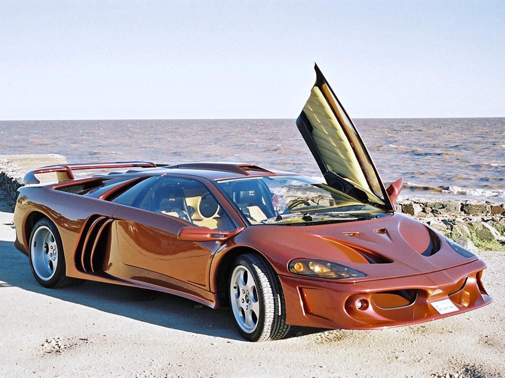 Невероятный мексиканский Lamborghini, о котором никто не знал