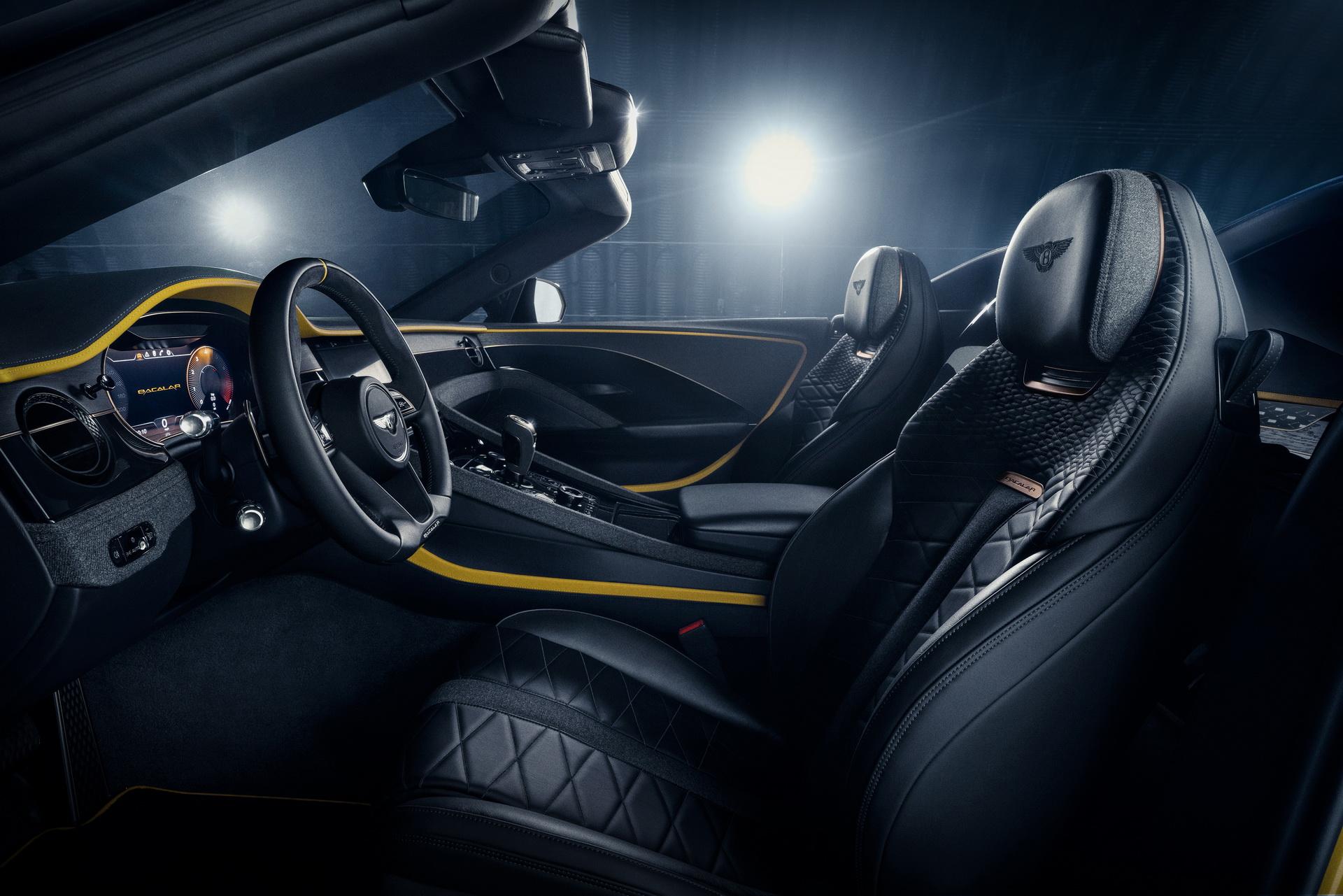 Представлен самый эксклюзивный и дорогой Bentley в истории
