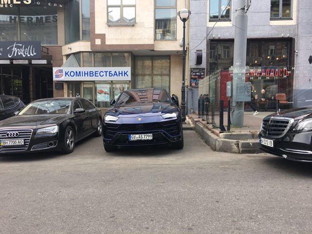 В Одессе засняли самый быстрый кроссовер в мире