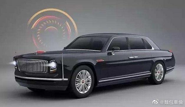 Китайский Rolls-Royce бросит вызов BMW 7 и Audi A8