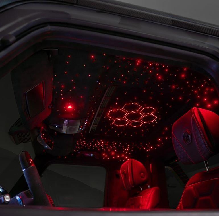 Mansory представили самый невероятный пикап Гелендваген АМГ