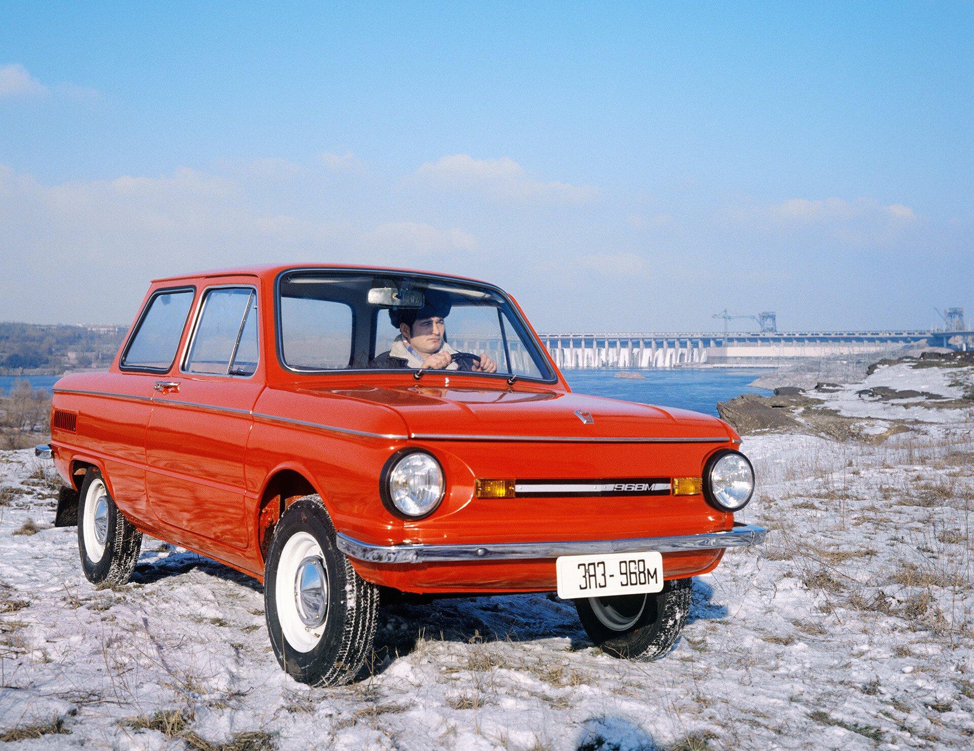 Сколько стоили советские авто на современные деньги