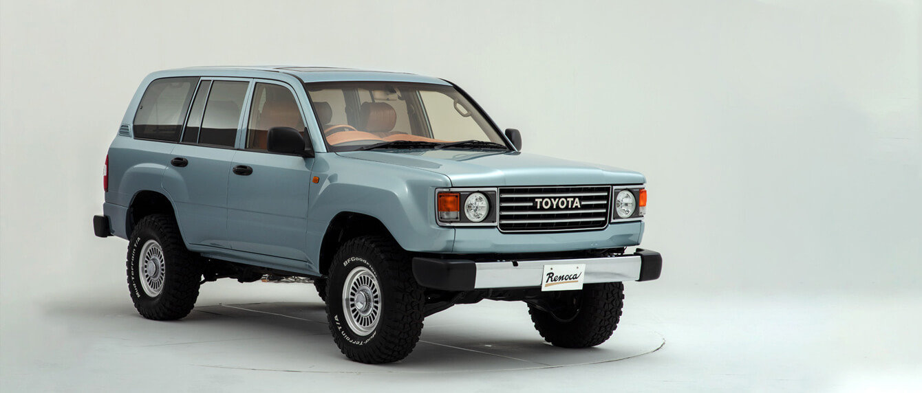 В Японии предложили переделку современных авто в старые