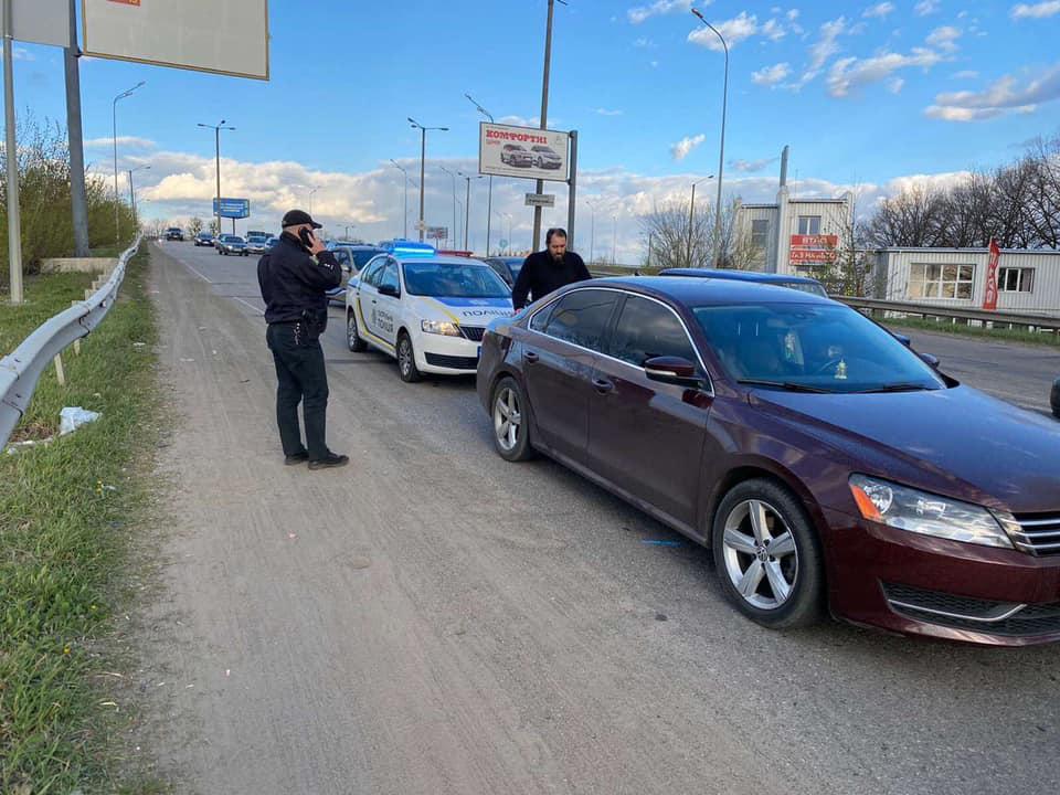 В Харькове нетрезвый священник устроил погоню с полицией