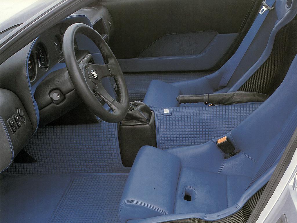 Уникальный суперкар Bugatti Brabus, о котором никто не знал
