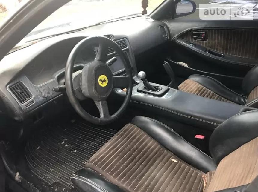 В Украине продают копию Ferrari по цене б/у Ланоса