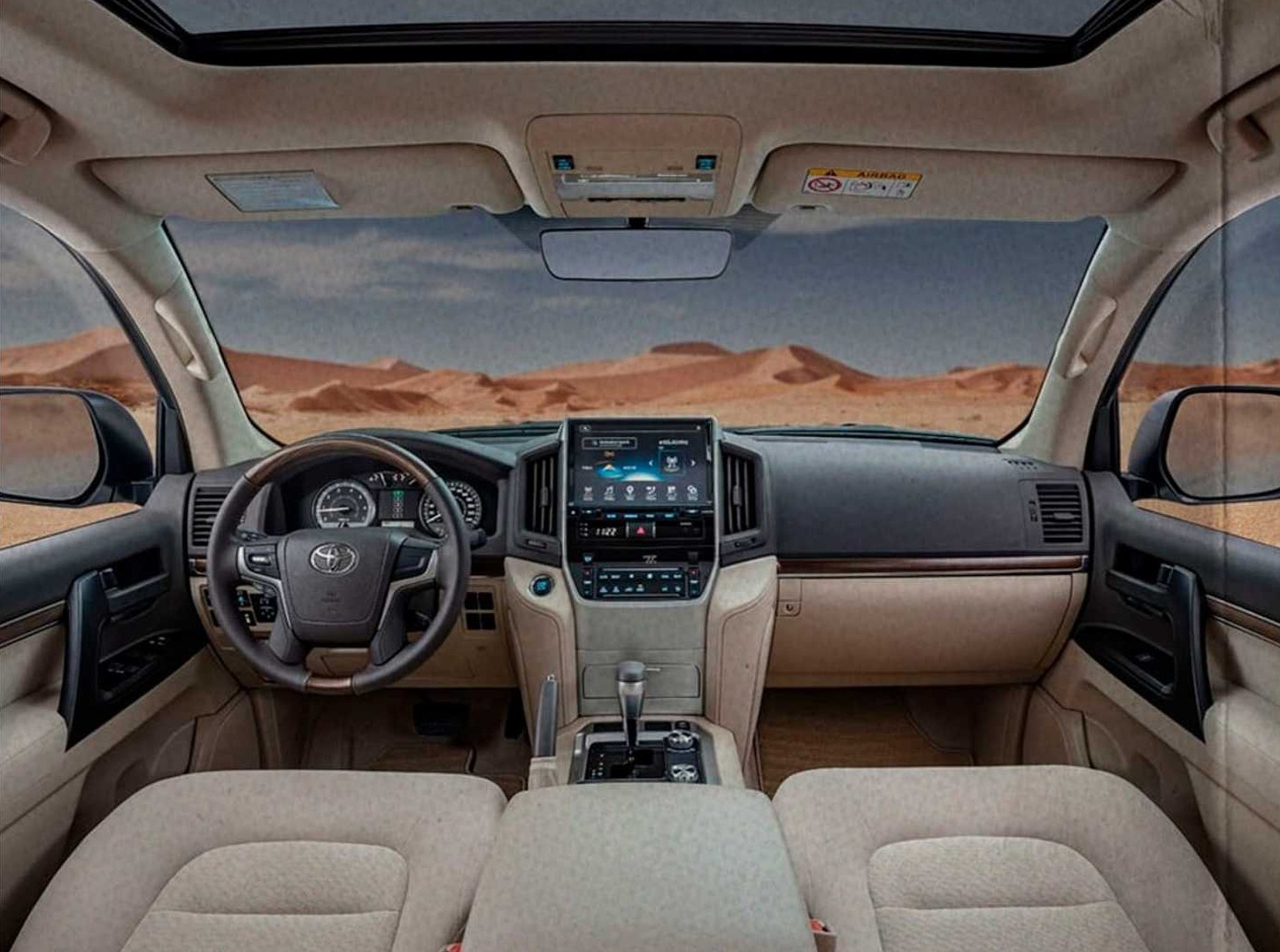 Как выглядит самый дешевый Toyota Land Cruiser 200 по цене Прадо