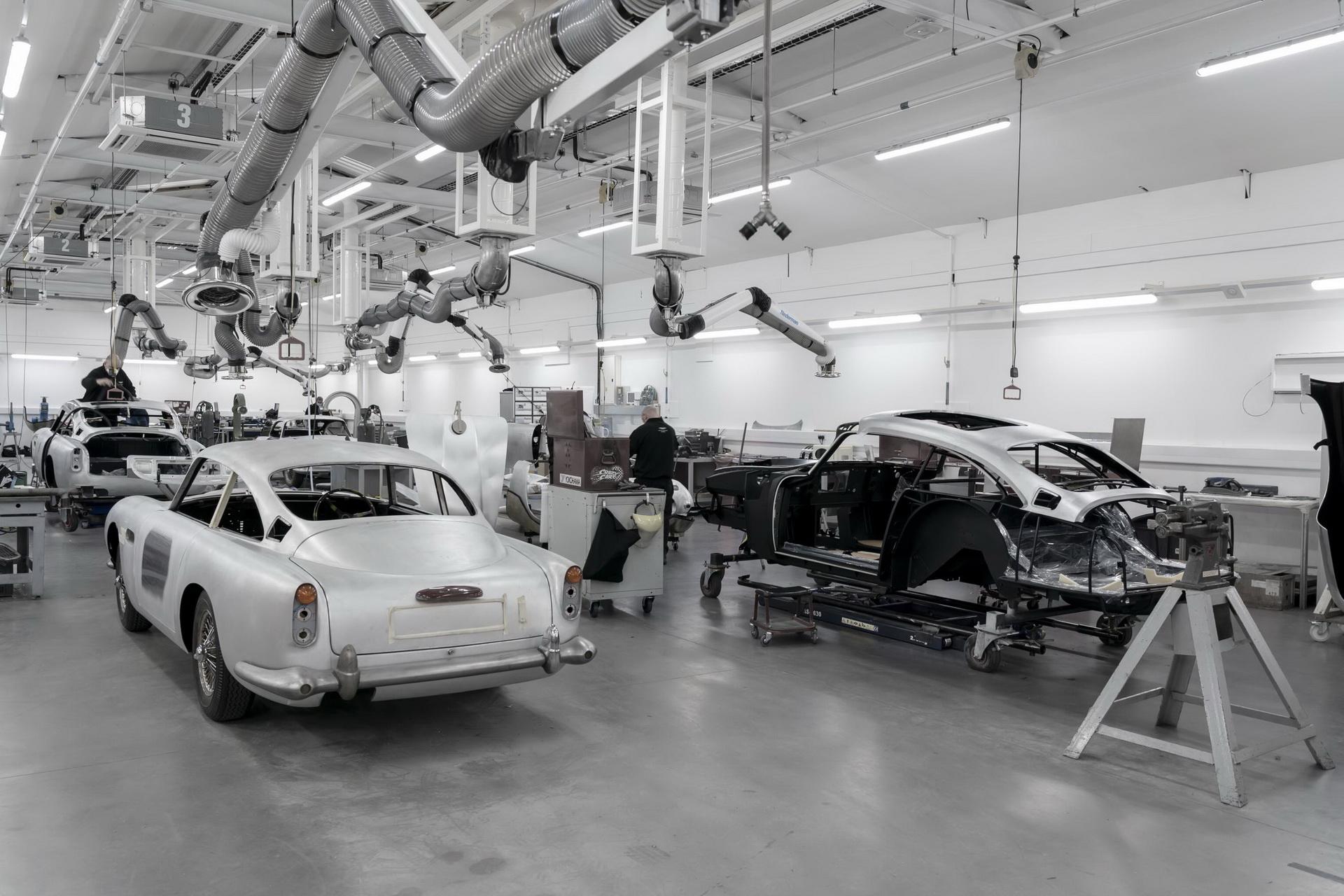 Самый известный авто Джеймса Бонда вернули в производство