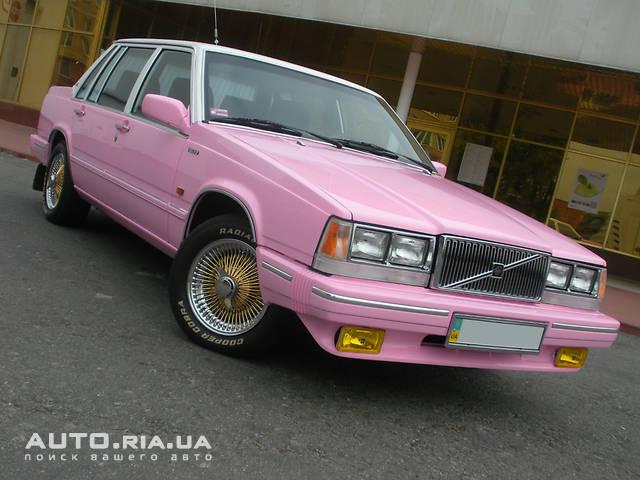 Как выглядит самая необычная старая Volvo по цене новой