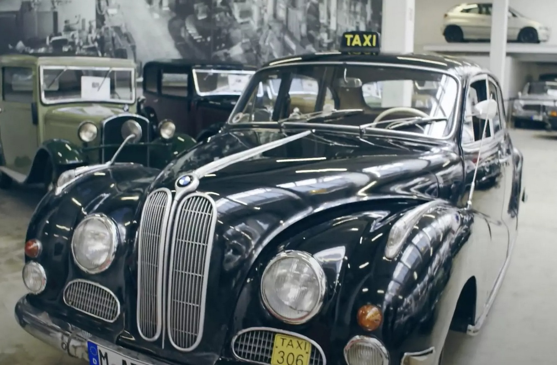 Обнаружен культовый седан BMW с пробегом в миллион км