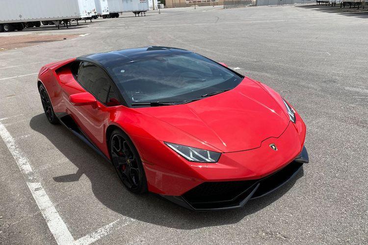 Как выглядит суперкар Lamborghini с пробегом свыше 300 тысяч км