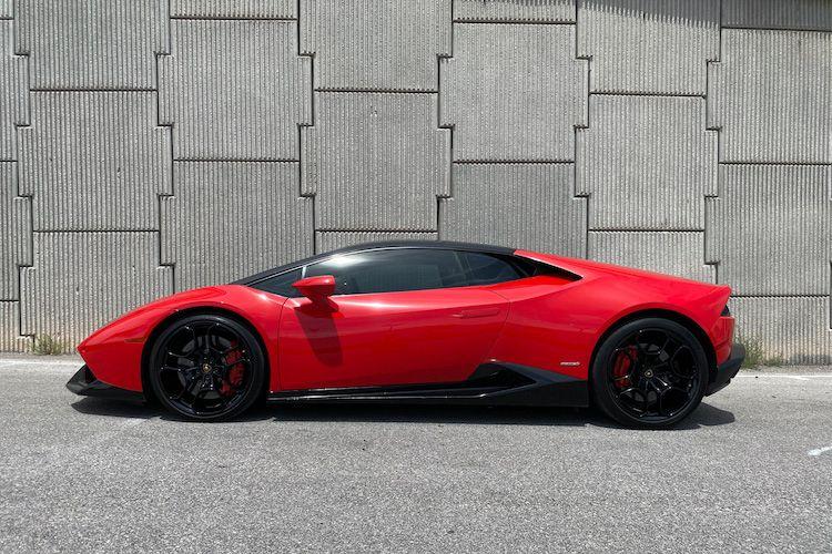 Как выглядит суперкар Lamborghini с пробегом 300 тысяч км