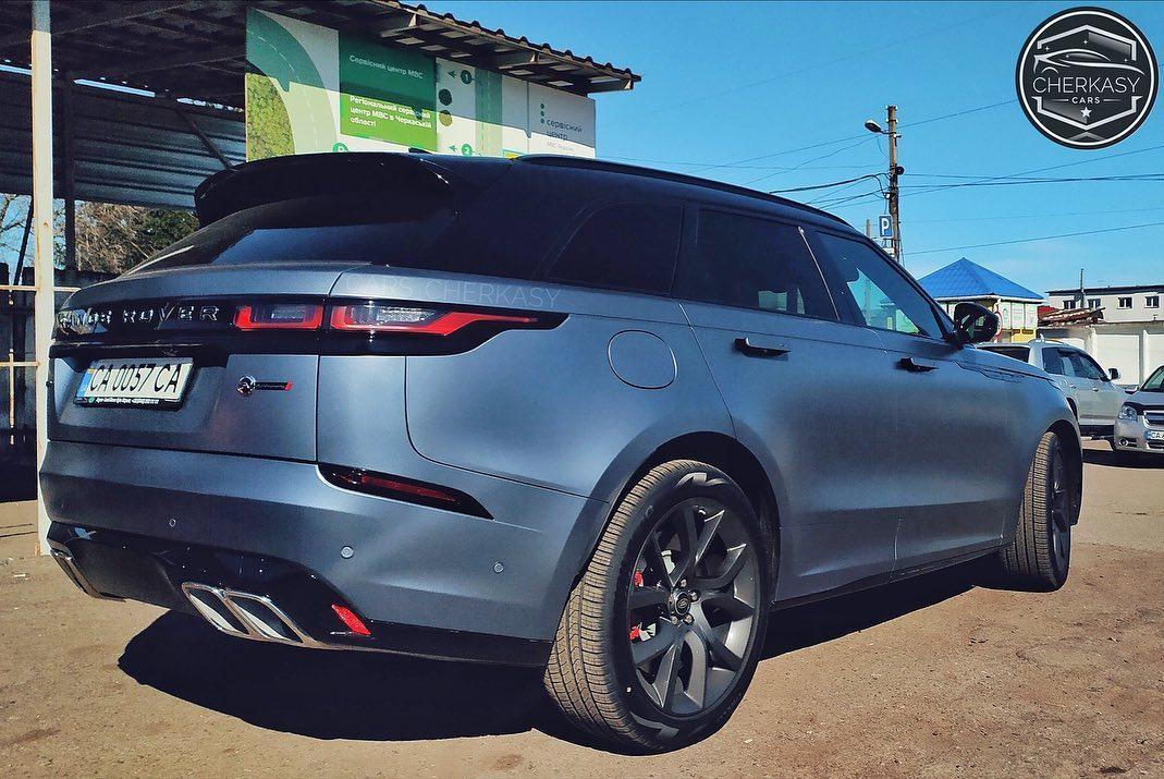 В Украине появился самый быстрый Range Rover в истории