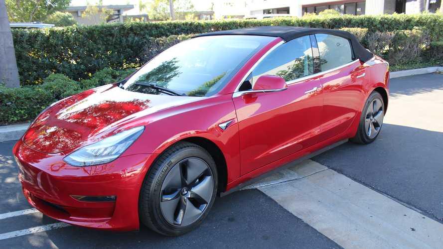 Самый оригинальный и нестандартный тюнинг Tesla Model 3 - Обзор