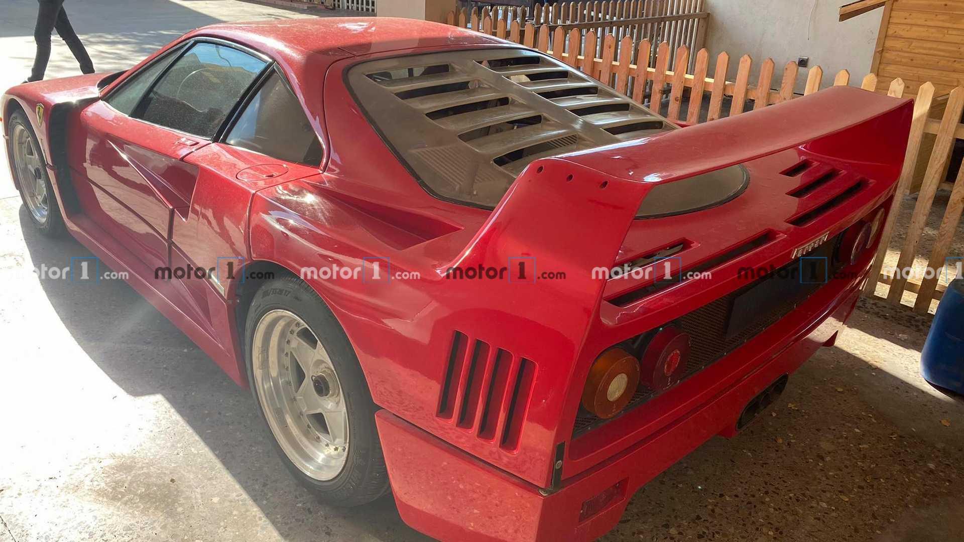 Обнаружен редчайший суперкар Ferrari Саддама Хусейна