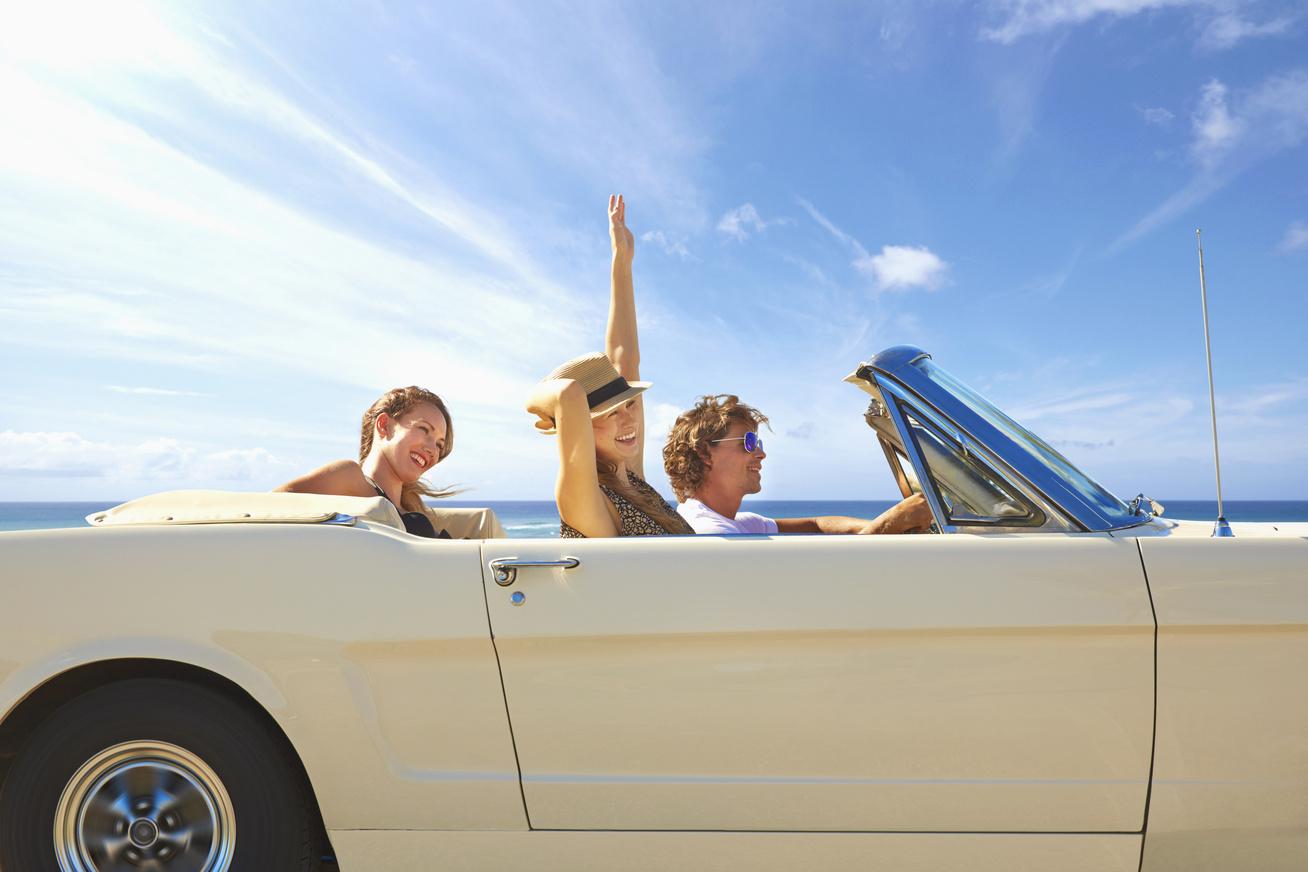Какие купе и кабриолеты можно купить в Европе за 2-3 тысячи евро