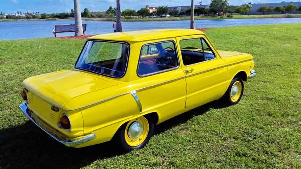 Во Флориде старый Запорожец оценили как Ford Mustang