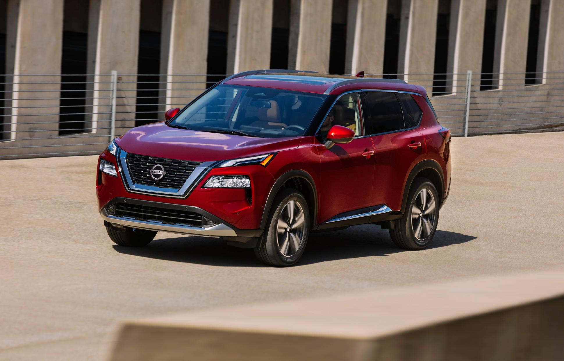 Новый Nissan X-Trail 2021 полностью рассекречен