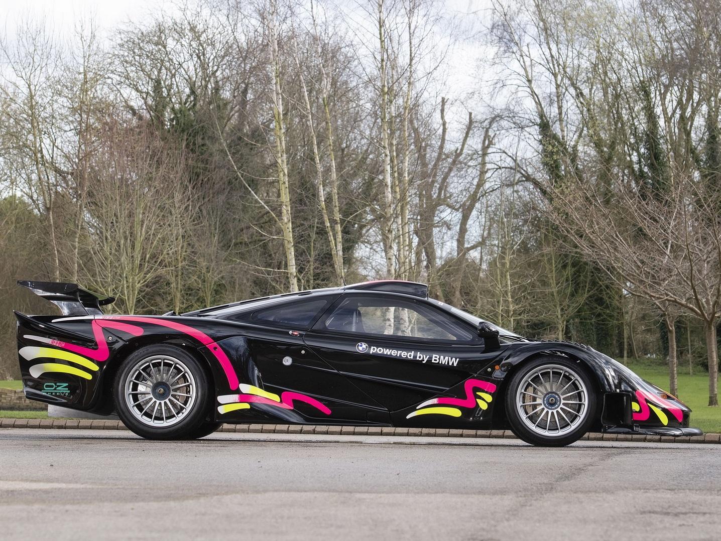 Легендарный суперкар 90-х продают по цене пяти Bugatti Chiron