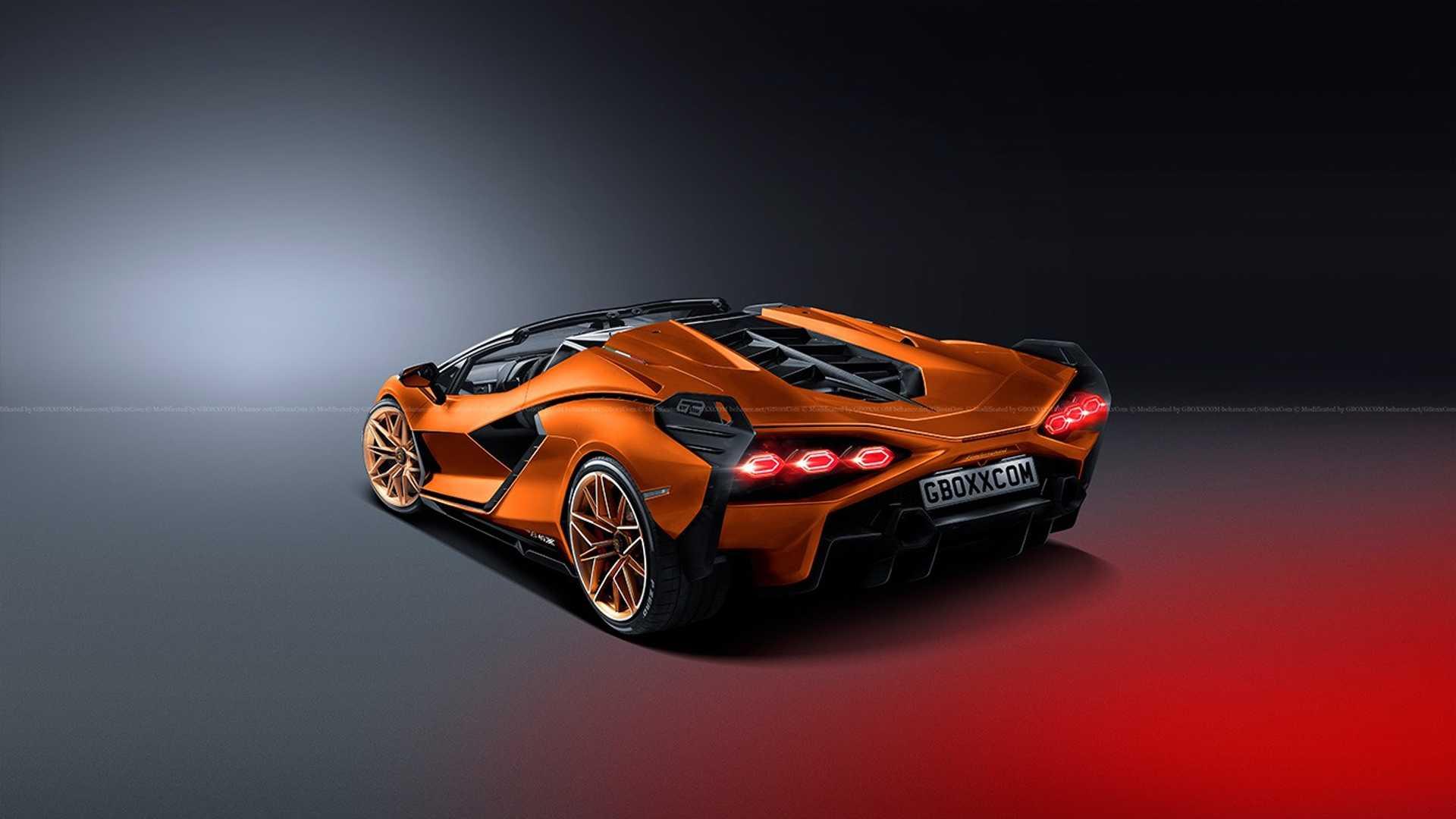 Самый мощный суперкар Lamborghini раскупили до премьеры