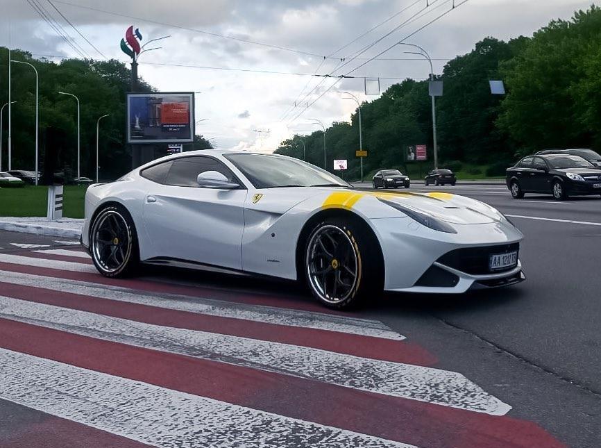 ТОП-10 лучших суперкаров Украины за 2020 год