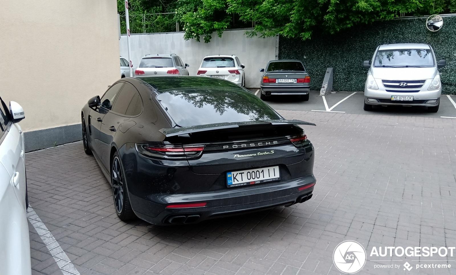 В Украине появился сверхмощный Porsche за 6 миллионов
