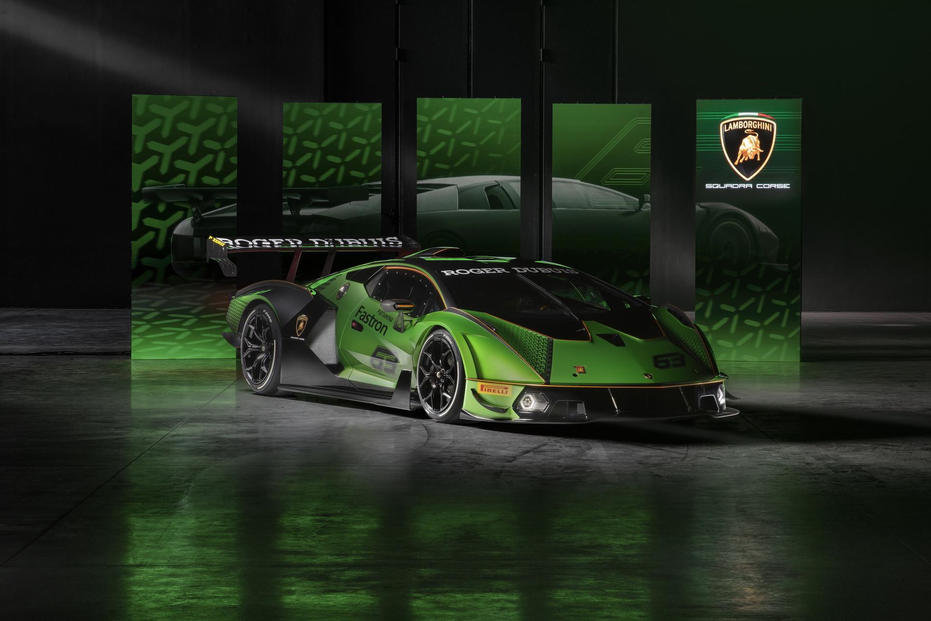 Самому мощному суперкару Lamborghini не разрешили выезжать на дороги