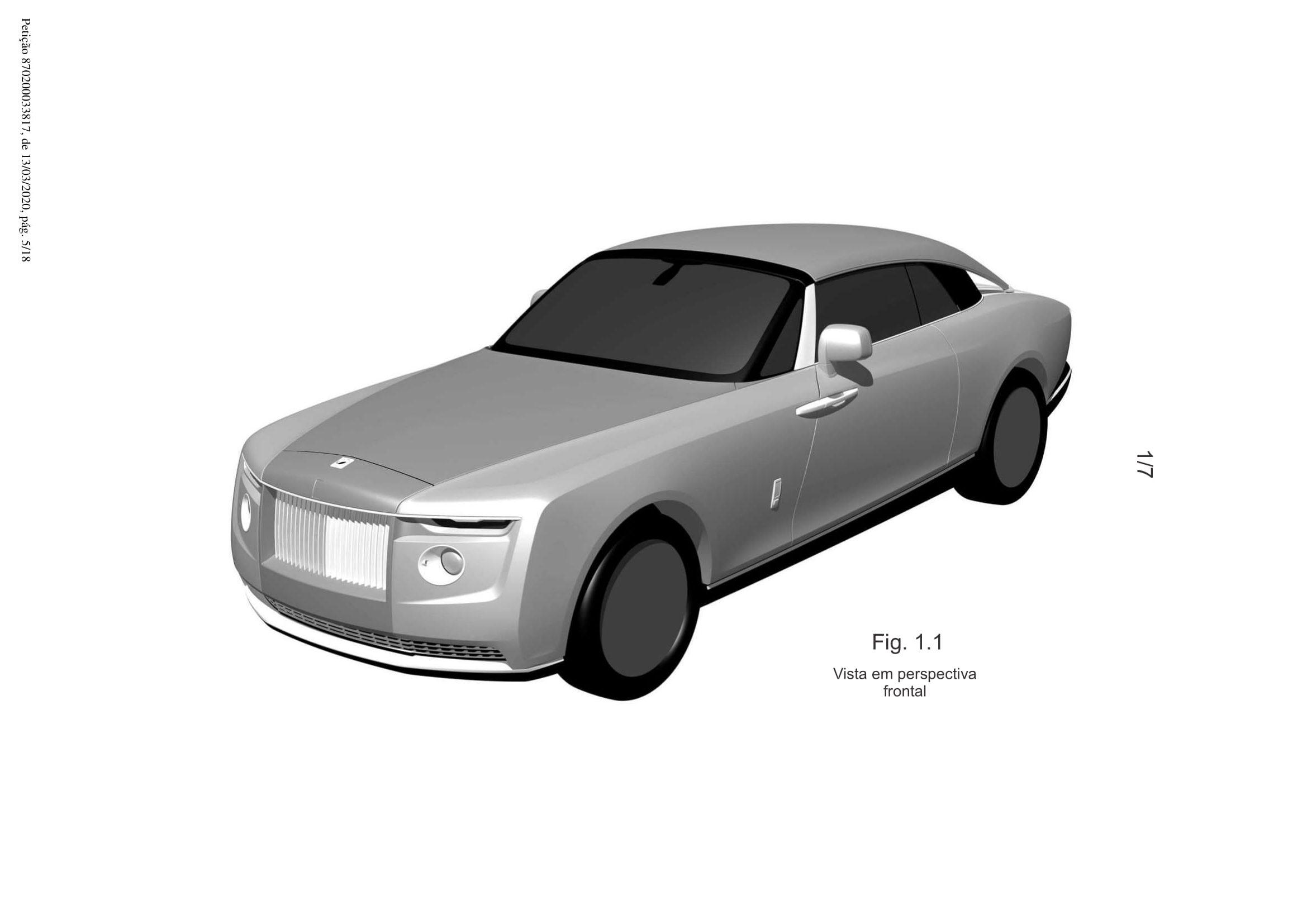 Rolls-Royce рассекретил свою самую эксклюзивную модель
