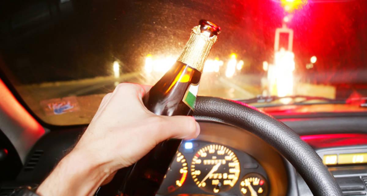 В Украине существенно выросли штрафы за пьяное вождение