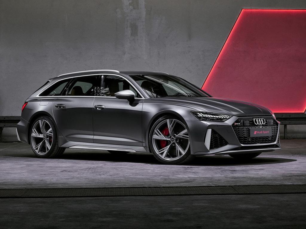 Audi A6: классика и мощь во все времена