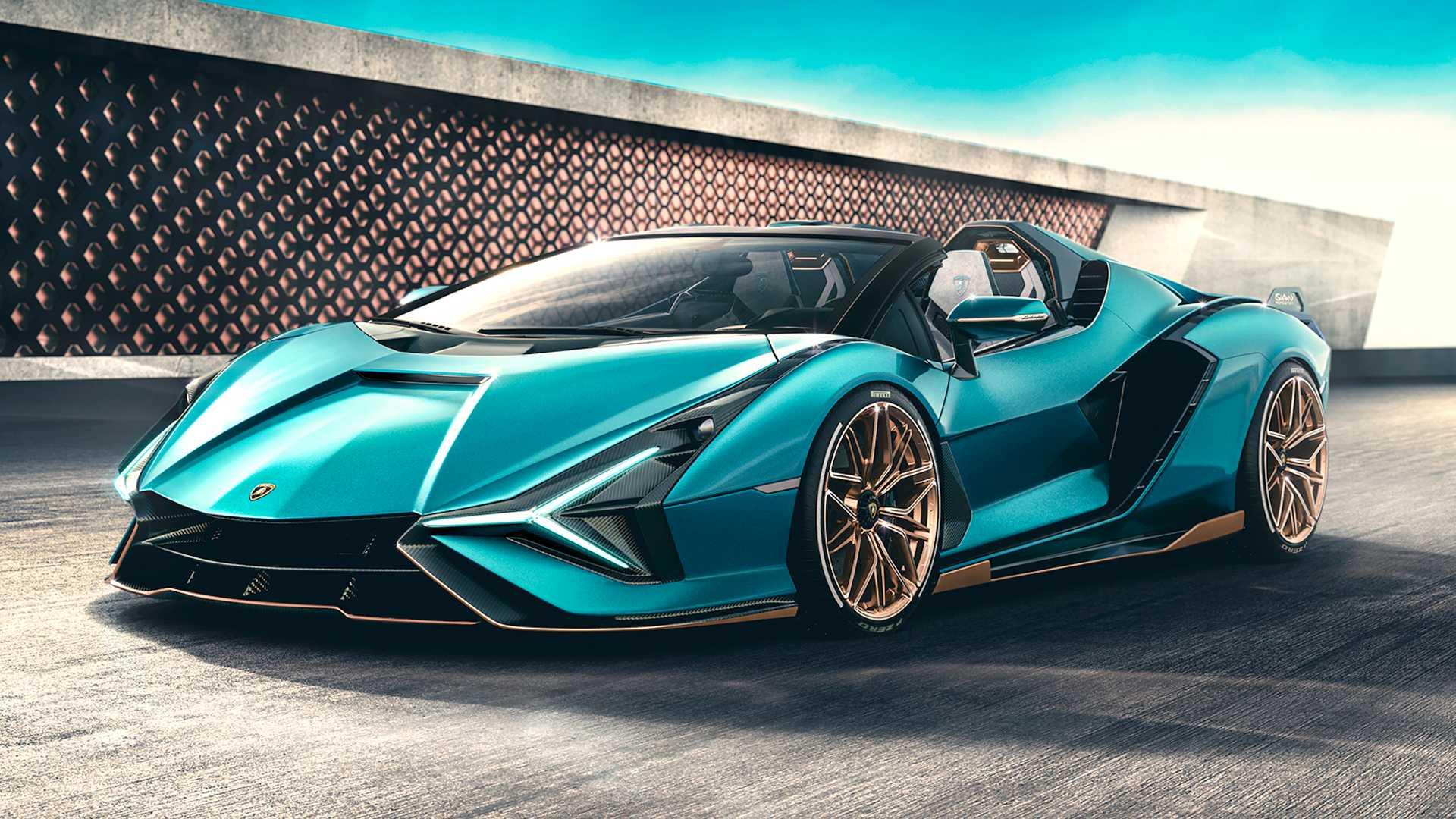 Рассекречен новейший суперкар Lamborghini за $4 миллиона