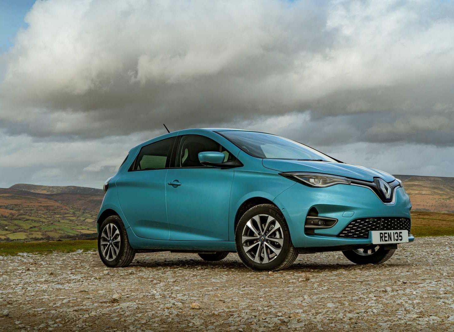 Renault бесплатно раздаст электрокары все жителям небольшого городка