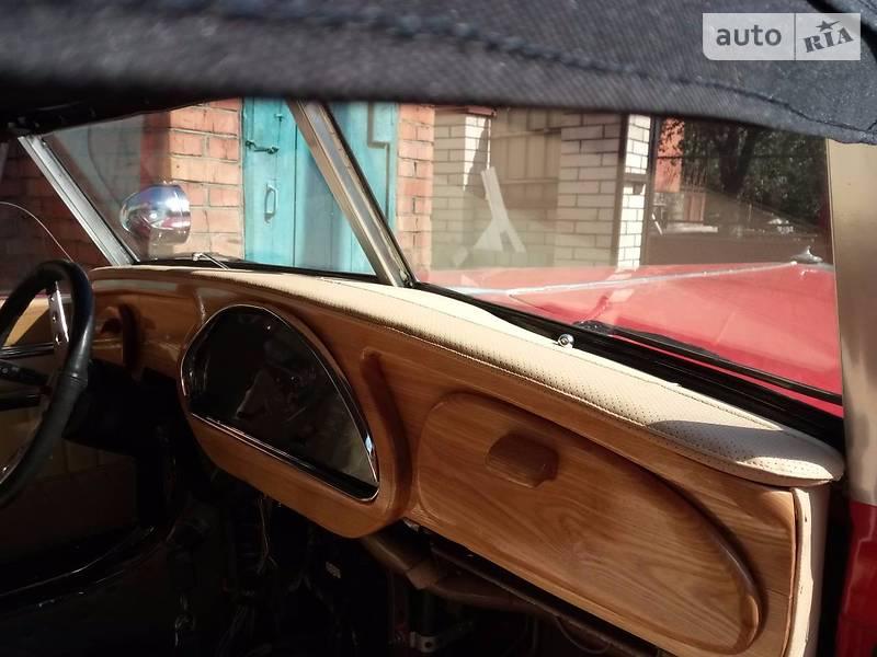 Украинец продает эксклюзивный 80-летний кабриолет Mercedes