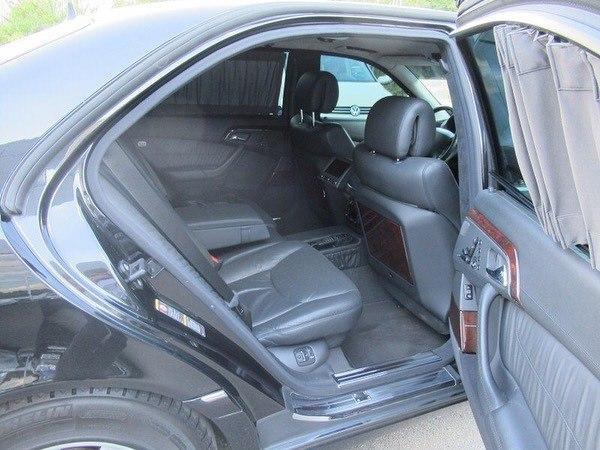 В Украине продают редкий бронированный Mercedes по цене нового Кашкая