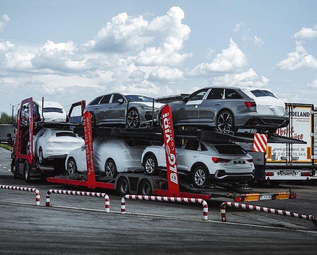 В Украине появился самый быстрый универсал Audi RS6