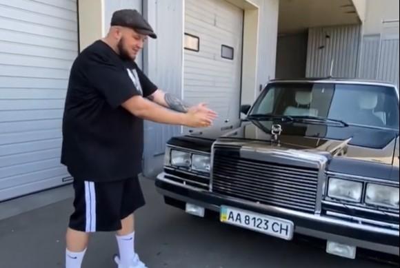 Киевстонер сделал видеообзор автомобилей Януковича