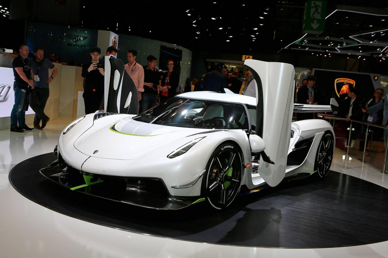 Для гиперкара Koenigsegg предложили опцию за $450 тысяч