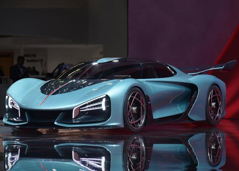 Названа цена самого дорогого китайского автомобиля
