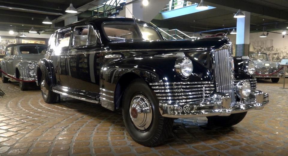 Старый 70-летний советский авто продают по цене Bugatti Chiron