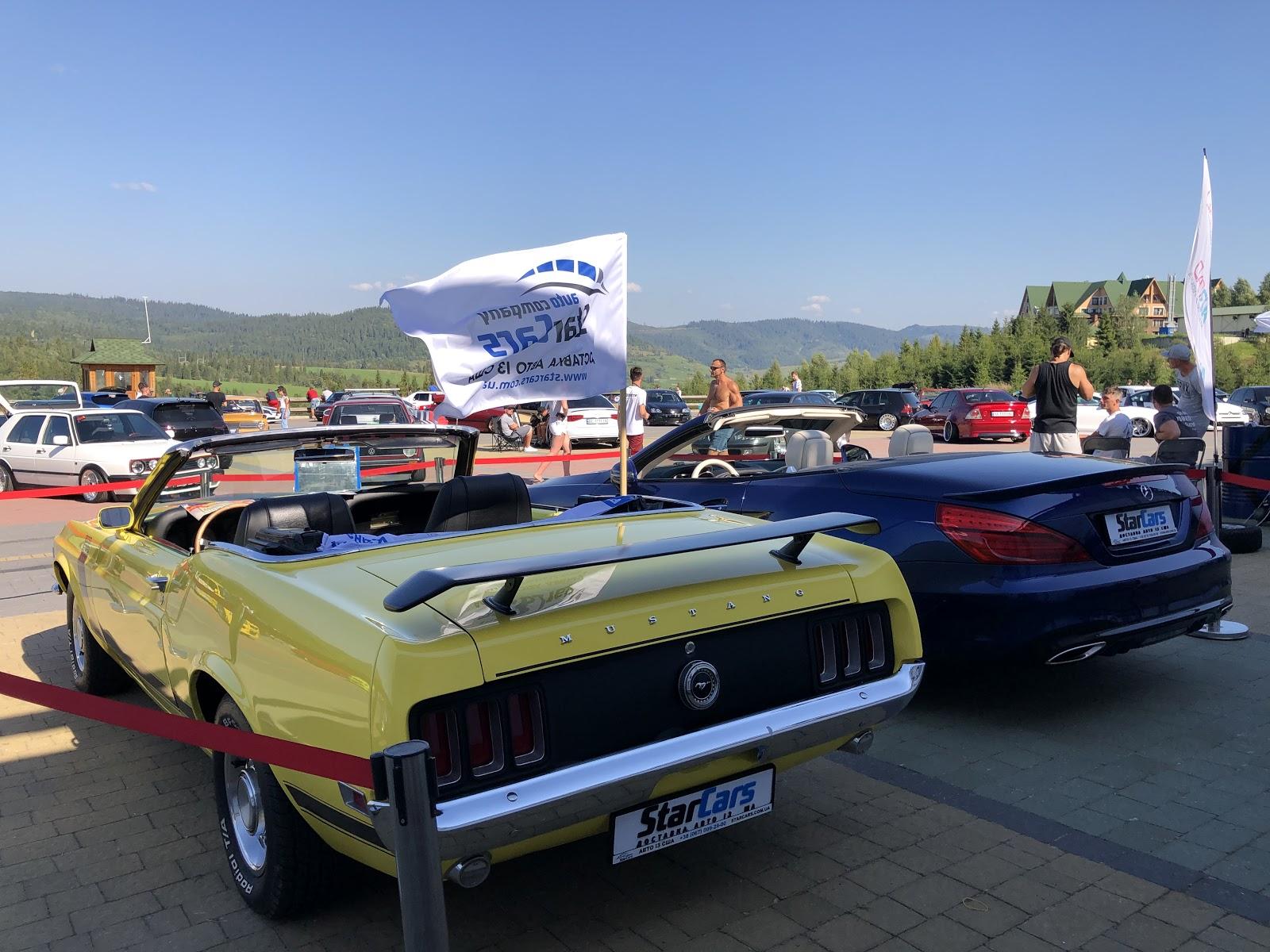 В Карпатах прошел фестиваль автомобильной культуры Leocult (ФОТО)