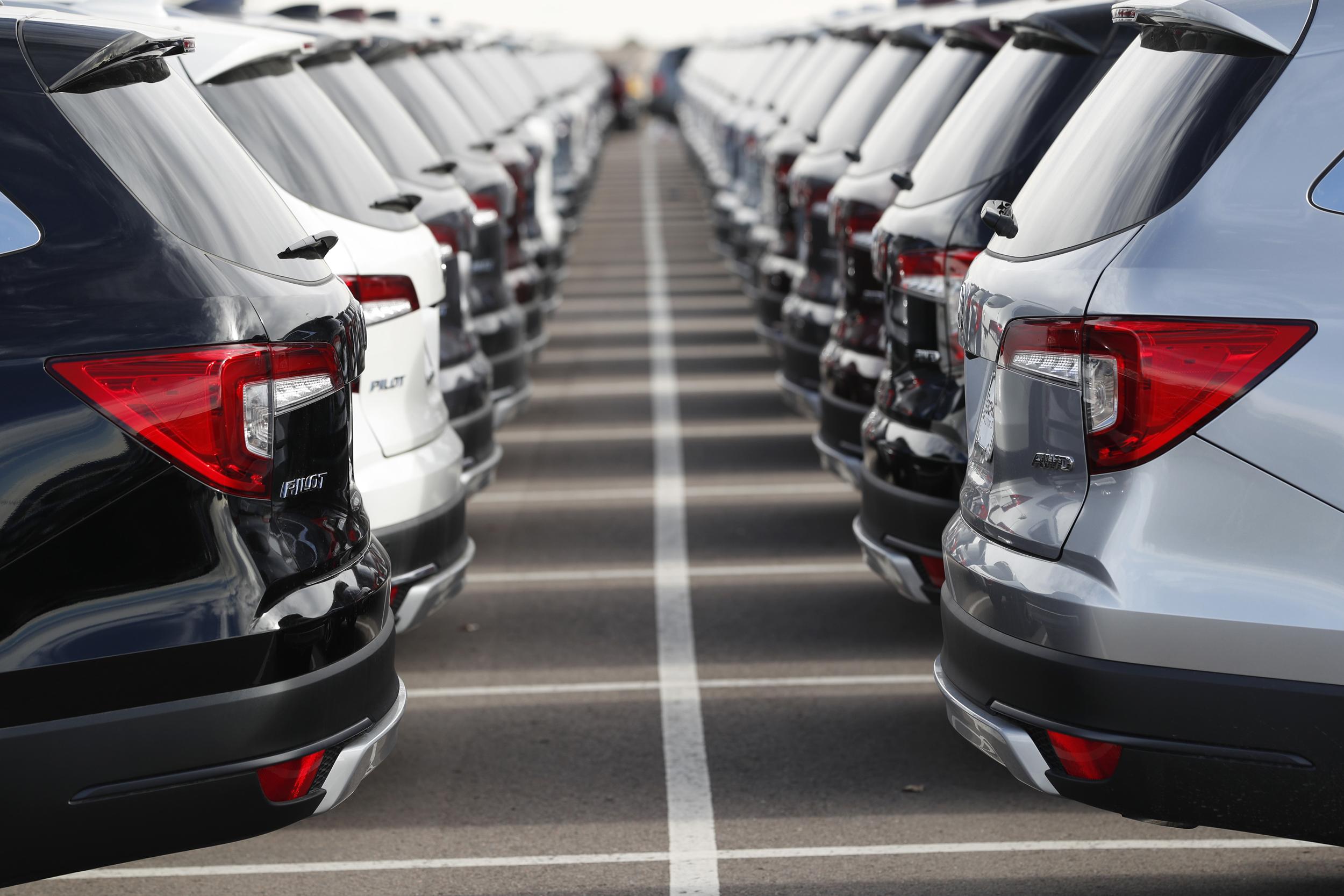 Самые популярные автомобили в Украине за август