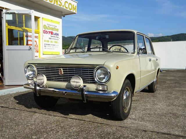 Не за копейки: в Японии продают ВАЗ-2101 за $20 тысяч