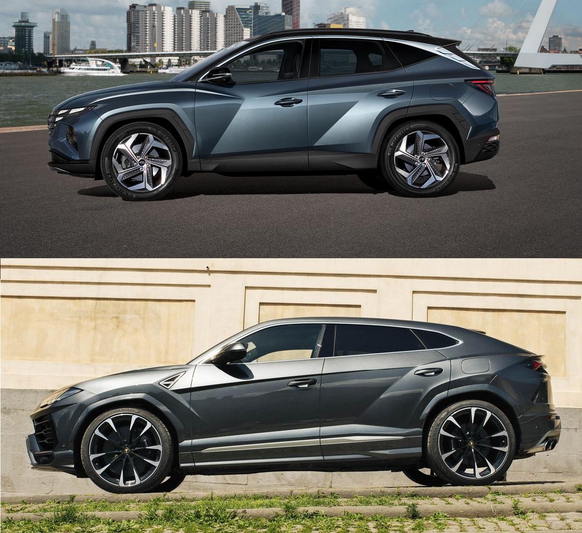 Новый Hyundai Tucson стал симбиозом Lamborghini Urus и Lexus UX - Обзор