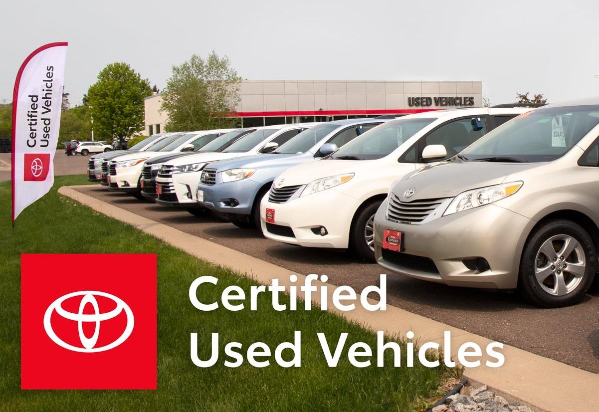 Тойота предложила покупку б/у авто онлайн
