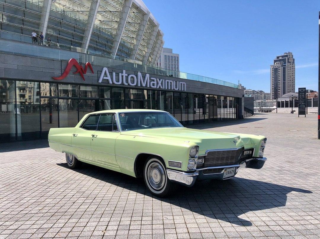 В Украине выставили на продажу культовый Cadillac 1967 года